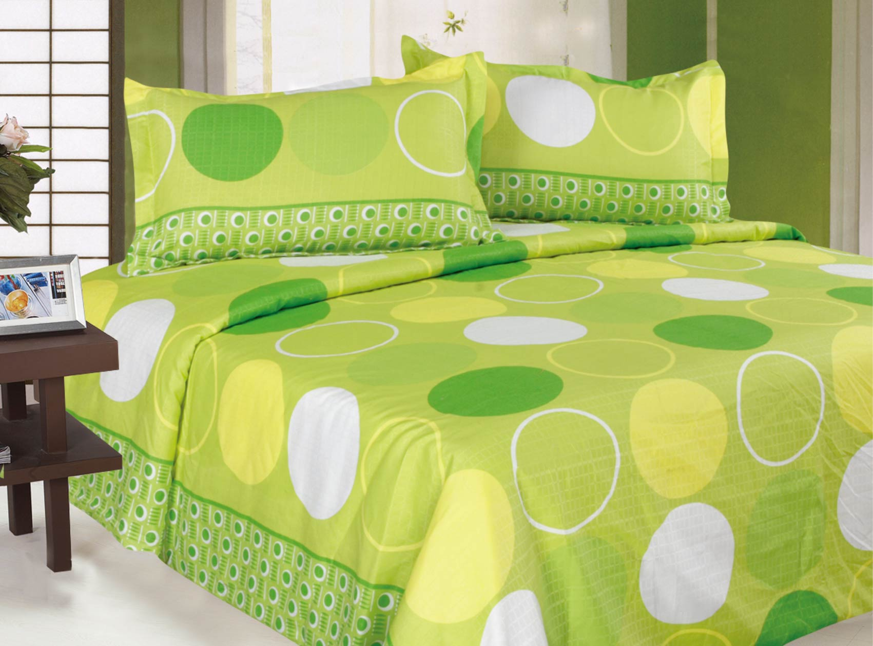 Bed sheets product